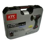 KTC ケーティーシー コードレスポリッシャーセット JTAE711