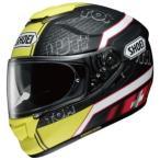 ヘルメット SHOEI GTエアー GT-Air ルティー LUTHI フルフェイスヘルメット TC-3 イエロー/ブラック(マッドカラー)