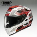 SHOEI GTエアー イネルティア TC-1 レッド/ホワイト GT-Air INERTIA フルフェイスヘルメット