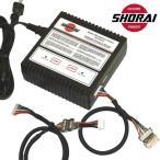 【次世代リチウムバッテリー】【アクセサリー】 SHORAI/ショーライ バッテリーチャージャー/テンダー(日本専用モデル)