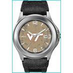 Timex メンズ バージニアテック VT ホーキーズ 腕時計 オールドスクール ヴィンテージウォッチ【並行輸入