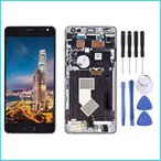 Linmatealliance LCD Screen LCD Replacement Touch Screen Repair Broken LCD Screen and Digitizer Full Assembly with Frame for ASUS ZenFone AR