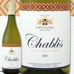 白ワイン フランス・ブルゴーニュ デヴィーニュ エーネ エ フィス・シャブリ 2015 辛口 Chablis Bourgogne