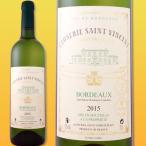 白ワイン フランス・ボルドー シャトー・クロズリー・サン・ヴァンサン 2015 bordeaux France wine