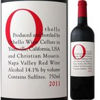 赤ワイン オテロ・セラーズ・カベルネ・ソーヴィニョン 2011