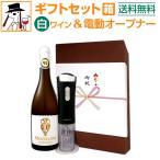 父の日 2020 プレゼント ギフト お酒 ワイン セット白ワイン セット wine set 電動オープナー