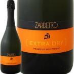 白スパークリングワイン ザルデット・プロセッコ・エクストラ・ドライ イタリア  750ml ライトボディ 辛口 wine sparkling