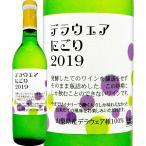 シャトー酒折 デラウェアにごり 2019日本白ワイン720mlやや甘口 wine