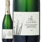 白スパークリングワイン ドメーヌ ジ ロレンス クレマン ド リムー レ グレムノス フランス  750ml ミディアムボディ寄りのフル Domaine J. Laurens アシェット