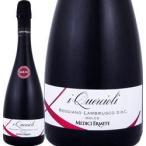 スパークリングワイン メディチ・エルメーテ・クエルチオーリ・レッジアーノ・ランブルスコ・ドルチェ イタリア 赤微発泡 甘口 wine