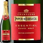 白スパークリングワイン シャンパーニュ・パイパー・エドシック・エッセンシャル・キュべ・ブリュット(ボックス入り)