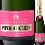 シャンパン・スパークリングワイン シャンパーニュ・パイパー・エドシック・ロゼ・ソヴァージュ・ブリュット(ボックス入り) wine sparkling