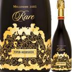 白スパークリングワイン シャンパーニュ・パイパー・エドシック・レア・ヴィンテージ2002(ボックスいり)