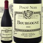 赤ワイン ルイ・ジャド・ソンジュ・ド・バッカス・ブルゴーニュ・ピノ・ノワール 2013 wine