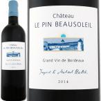 シャトー・ル・パン・ボーソレイユ 2014フランス 赤ワイン 750ml フルボディ 辛口 France wine