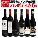 赤ワイン セット フランス イタリア スペイン 6本 wine set 750ml 大満足のフルボディ アッポローニオ カノン・フロンサック 第12弾