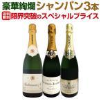 シャンパン セット スパークリングワイン フランス 4本 wine set sparkling 白 シャンパーニュ 数量限定 本格派 第6弾