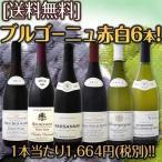 送料無料超激得ブルゴーニュ祭り1本当たり1,664円(税別)歳末限定極上ブルゴーニュ赤白6本セット|京橋ワイン ワインセット 御歳暮 お歳暮ギフト プレゼント クリ