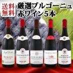 ショッピング赤 ワインセット 赤ワイン ブルゴーニュ赤ワイン5本セット bourgogne wine set