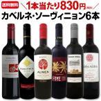 赤ワインセット チリ wine set  人気のカベルネ ソー ィニョン6本セット set Chile