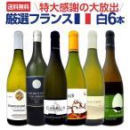 特大感謝の厳選フランス白ワイン大放出6本セット wine set France