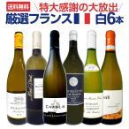 白ワイン セット フランス 6本 wine set 特大感謝の厳選フランス白ワイン大放出 France