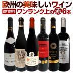 赤ワイン セット wine set 第106弾 当店厳選  極旨赤ワイン 充実の飲み応え 6本