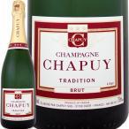 シャンパーニュ シャピュイ ブリュット トラディション評価誌91点Champagne Chapuy