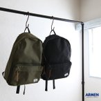 ARMEN アーメン デイパック DAYPACK バックパック リュック カバン 鞄 ファッション 本革 正規品 アウトドア カジュアル プミラ pumila PNAM1611CN ナチュラル