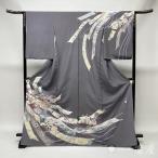 加賀友禅 訪問着 古泉良範「熨斗」