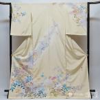 加賀友禅 訪問着 古泉良範「花紋更紗」
