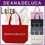 ディーン&デルーカ トートバック Lサイズ DEAN&DELUCA エコバッグdean&deluca レディース 通勤 通学 買い物 ショッピング ランチバック