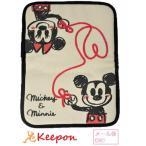母子手帳ケース ミッキー&ミニーラバー(2個までメール便可能) カードケース ディズニー ミッキーマウス ミニーマウス キャラクター ポーチ
