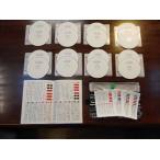 「冬至占・易占い」教材 フルセット(占いカード、サイコロ、テキスト、DVD)