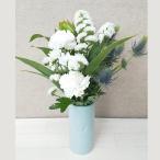 お供え 仏花 花瓶付き 御供 生花 お盆 切り花