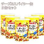 おやつ おつまみ チーズ&スパイシー缶 大容量300g×5缶