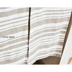 デザインのれん グラーツ(約85cm巾×150cm丈) (グレー)