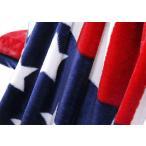 ショッピングブランケット ブランケット 毛布 150*200cm レトロ風 フランネル素材 アメリカ イギリス 国旗柄 ダブル 暖かい 掛け毛布 タオルケット 寝具
