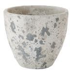 ユーズド感を味わえるオシャレ花器。陶器製のフラワーベース♪