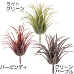 エアープランツとして知られるティランジアの人工観葉植物です♪