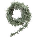 人工観葉植物 スプレンゲリー ガーランド 全長1.8m 3本セット アスパラガス ツタ 蔦 造花 リーフ