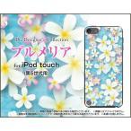 iPod touch 5  ケース/カバー プルメリ
