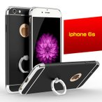 iPhone6s ケース リングブラケット付き メタル メッキ スリム おしゃれ アイフォン6S ハードケース  05P12Oct  6s-159-l60503