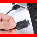充電ケーブル USBケーブル データ通信 充電 携帯電話用 FOMA SoftBank-3G 1.2m IUD-FO02KS