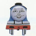 きかんしゃトーマストーマス ボタン ゴードン TM5【KY】 2個付 稲垣服飾