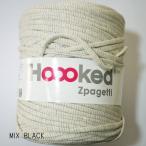 DMC ズパゲッティ MIX BLACK Hooked Zpagett 【KN】202008 超 極太 Tshirtヤーン Tシャツヤーン