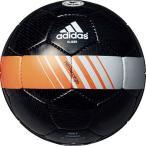 ナイトロチャージ グライダー ブラック 【adidas|アディダス】サッカーボール5号球af5604bkor