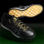 エックス 15.1 ST ブースト コアブラック×ナイトメットF13 【adidas|アディダス】サッカーランニングシューズaq2083