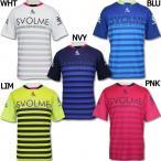 ボーダープラシャツ 【SVOLME|スボルメ】サッカーフットサルウェアーayut-0001
