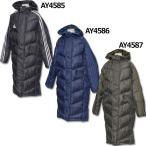 ジュニア KIDS SHADOW ロングパデッドコート 【adidas|アディダス】サッカージュニアウェアーbqk69